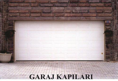 GARAJ KAPILARI